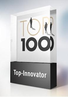 Top 100 Innovator Award